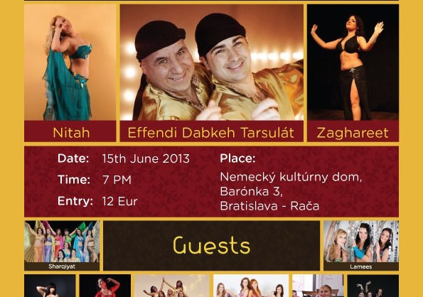 Layali Oriental Galashow 2013