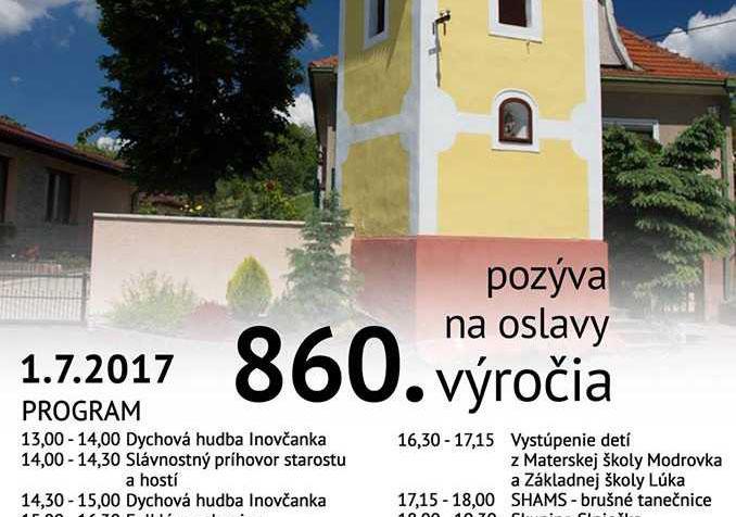 Den obce Modrovka 2017_1