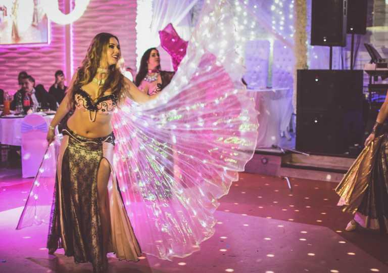 SHAMS na tureckej svadbe ? Viedeň 2019_1