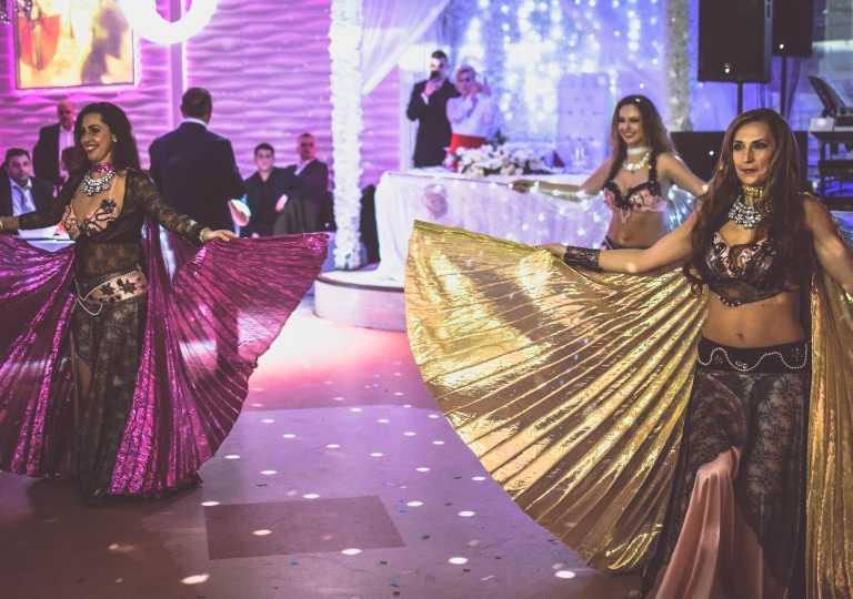 SHAMS na tureckej svadbe ? Viedeň 2019_2