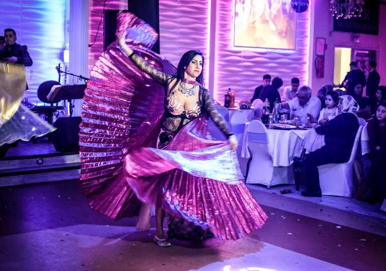 SHAMS na tureckej svadbe ? Viedeň 2019_3