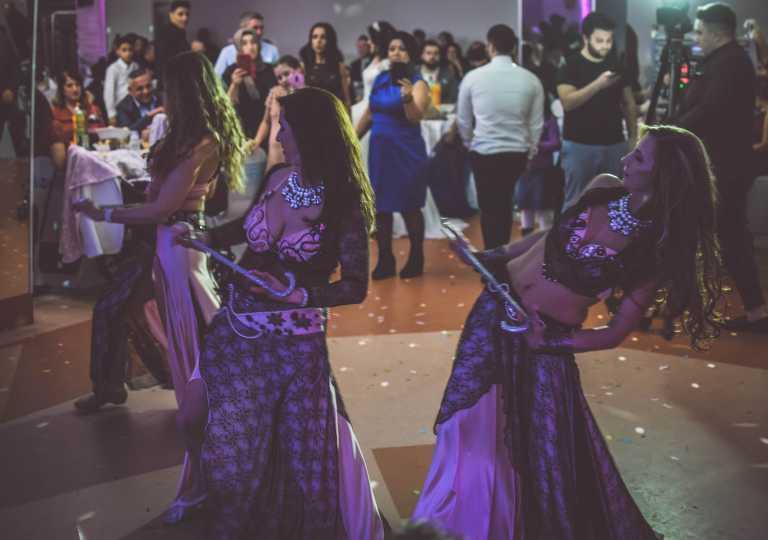 SHAMS na tureckej svadbe ? Viedeň 2019_4