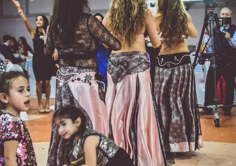SHAMS na tureckej svadbe ? Viedeň 2019_5