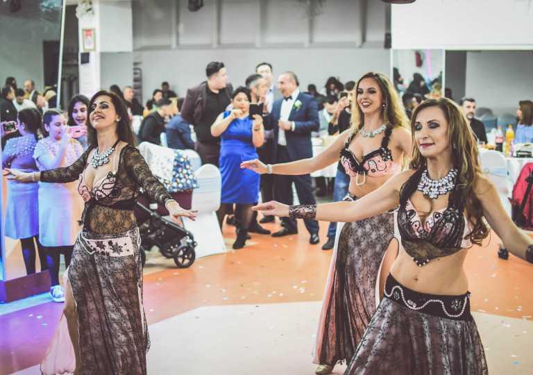SHAMS na tureckej svadbe ? Viedeň 2019_7