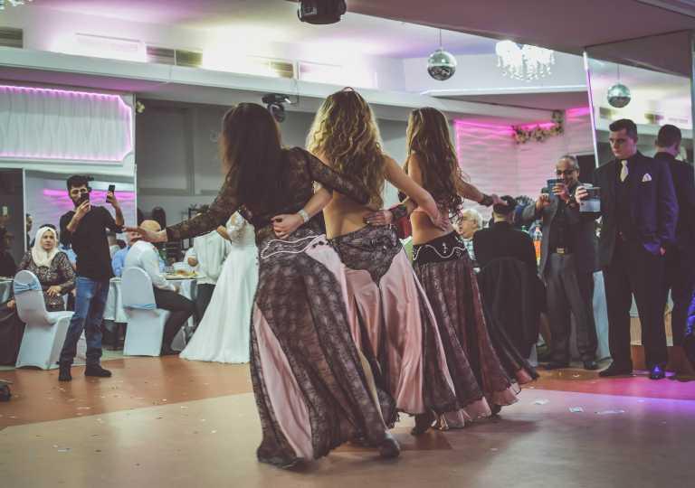 SHAMS na tureckej svadbe ? Viedeň 2019_8