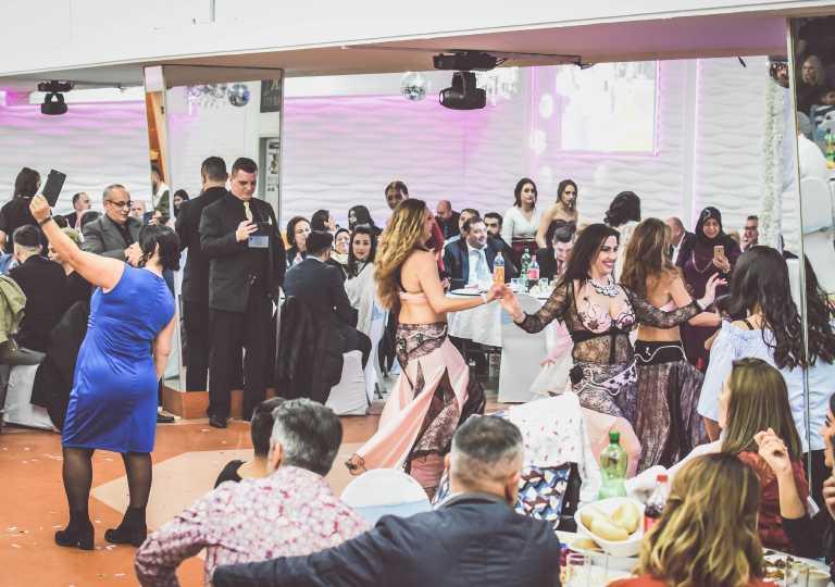 SHAMS na tureckej svadbe ? Viedeň 2019_9
